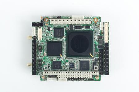 AMD LX800 PC/104-Plus Embedded Single Board Computer with VGA, LVDS, TTL, Ethernet, USB, COM, CF