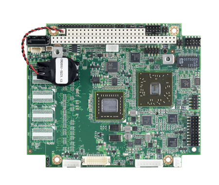 AMD<sup>®</sup> G-Series™ T16R PC/104 SBC with 2GB DDR3 SO-DIMM (Extreme Temp Version)