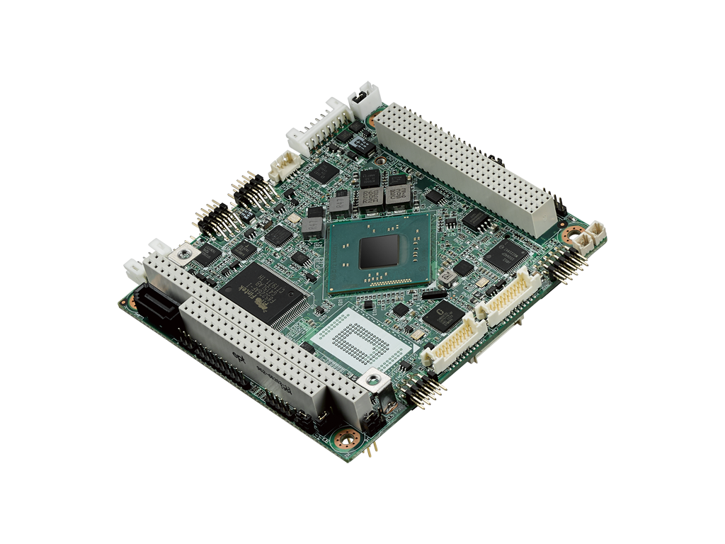 Intel<sup>®</sup> Atom™ E3825 PC/104-Plus SBC with ISA, VGA, HDMI/DVI, LVDS, 6 USB and mSATA