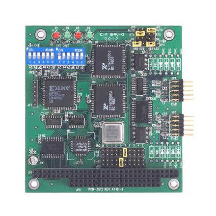 Dual-Port RS-422/485 PC/104 Module