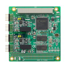 2 Port CAN-bus PCI-104 Serial Communication Module with Isolation Protection