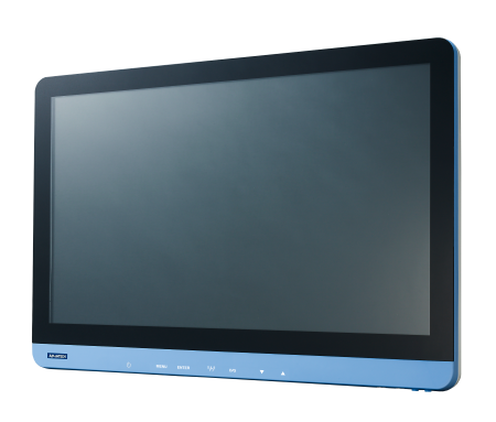 "24"" Medical-Grade LCD Monitor with PCAP Touch"