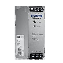 DIN RAIL A/D 100-240V 40W 12V