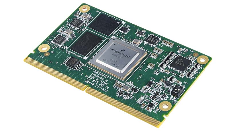 SMARC2.0 NXP i.MX8X Quad Plus, 2GB, -40~85°C
