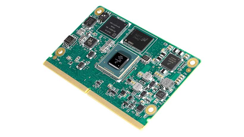 SMARC2.0 NXP i.MX8M Quad 1.3GHz,-40~85