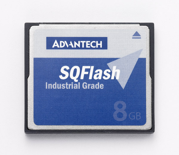 256MB SLC Compact Flash 1CH P8 DMA (0~70°)