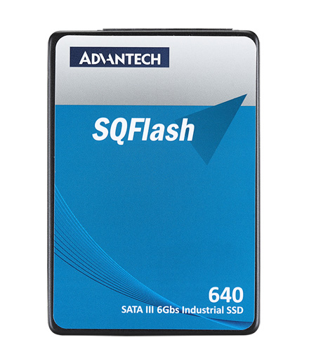 "SOLID STATE DISK, SQF 2.5"" SSD 640 256G MLC (-40~85C)"