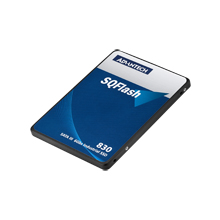 "2TB 2.5"" SATA Industrial Solid State Drive, 830 MLC (0~70C)"