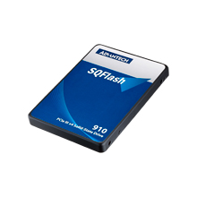 SOLID STATE DISK, SQF 2.5 SATA SSD 910S 100G MLC (0~70C) [ES]