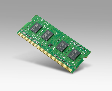 8GB  SODIMM DDR3L 1600 204pin, Wide Temp Support (-20-85°C)