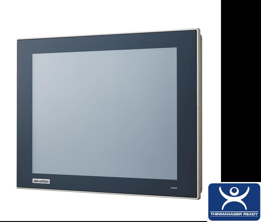 "TPC-1551T-E3AE, Solution Ready Thin Client, 15"" XGA Panel"