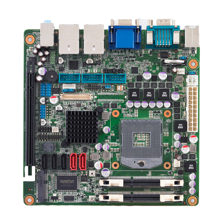 Semi-Industrial Motherboards