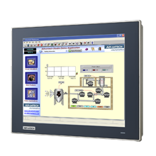 "12.1"" TFT LED LCD Intel Atom E3827 based Thin Client Terminals with Mini-PCIe and iDoor expansions"