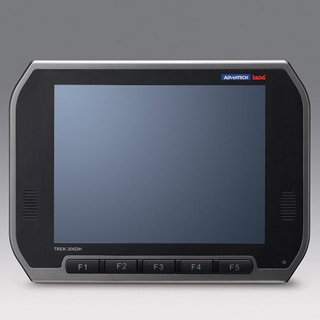 "10.4"" XVGA LCD Smart Vehicle Display w/ 400 nit Brightness"