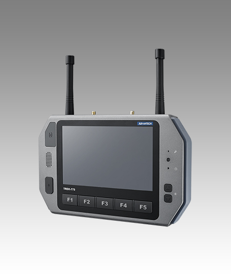 "<li>研華7""一體式車載移動數據終端</li>
