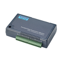 8-Channel Multifunction USB Data Acquisition Module, 48 kS/s, 14-bit
