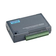 8-Channel Multifunction USB Data Acquisition Module, 48 kS/s, 14-bit
