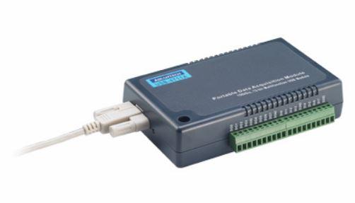 16-Channel Multifunction USB Data Acquisition Module, 150 kS/s, 12-bit