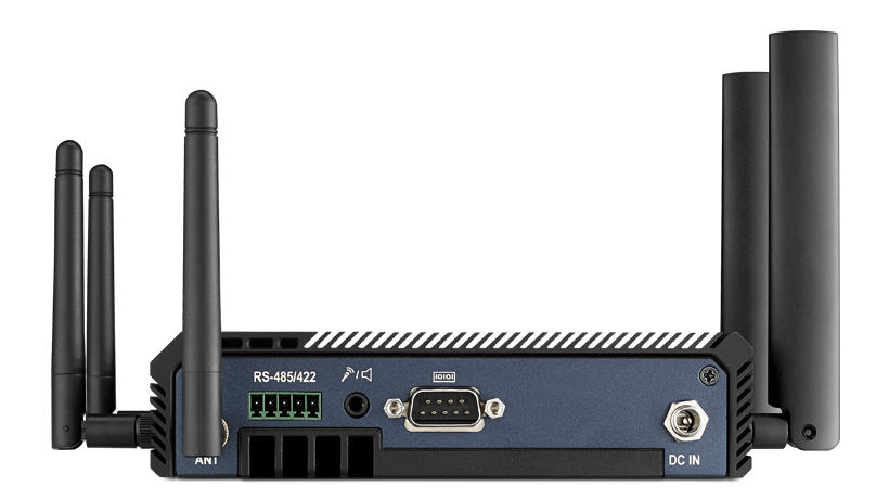 Intel Atom platform with Dual GbE LAN