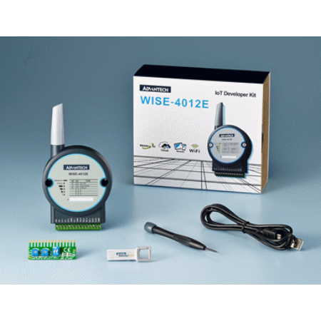 WISE-4012E IoT Developer Kit with WebAccess