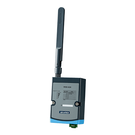 <b>Wi-Fi無線資料擷取模組, 內置溫度和濕度傳感器</b>