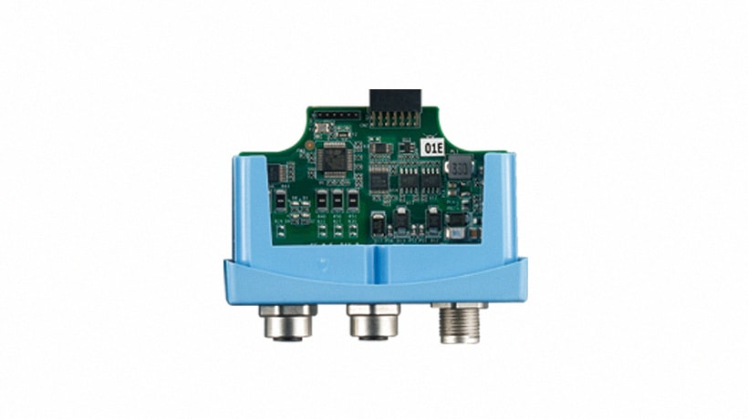 WISE-4600 6DI/1RS-485/1RS-485 or RS-232 I/O Module