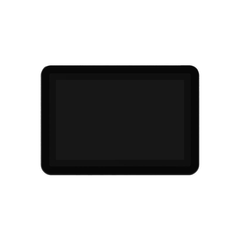 "10.1"" PCAP touch panel mount VGA/HDMI/DVI"