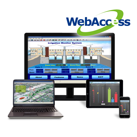 WebAccess HMI/SCADA software