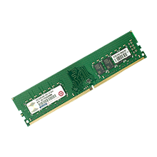 Advantech 16G DDR4-2400 288Pin 1GX8 1.2V Unbuffered Samsung Chip