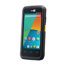CipherLab RS30 Mobile Computing Laser, Bluetooth/WiFi, Black, Android 4.4, 1.3GHz CPU Quad-core, IP54,U.S. Exclusive, AS30U1LBDBS01