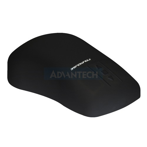 Indukey Mouse TKH-MOUSE-SCROLL-IP68-BLACK-LASER-USB, Scroll IP68 Black LASER USB (Plastic)